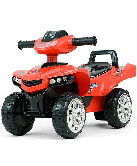 Pealeistutav sõiduk Monster Red
