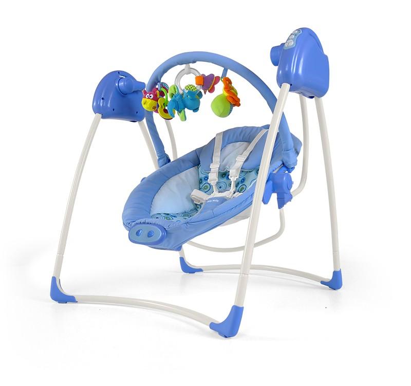 Milly Mally Huśtawka 2in1 Sweet Dreams Blue (0276, Milly Mally)