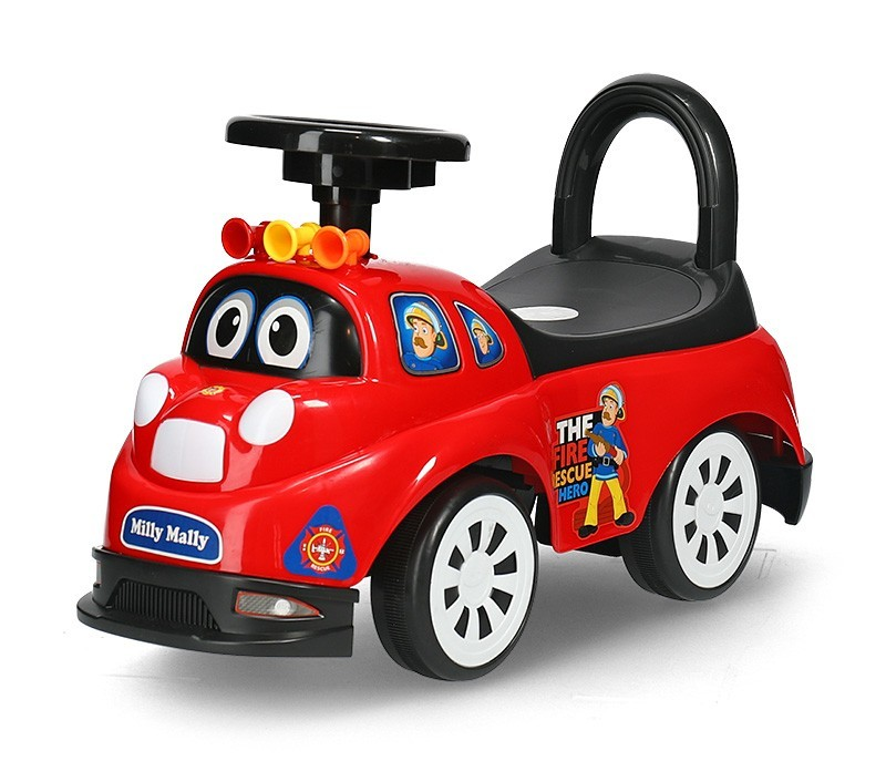 Pealeistutav sõiduk Tipi Fireman