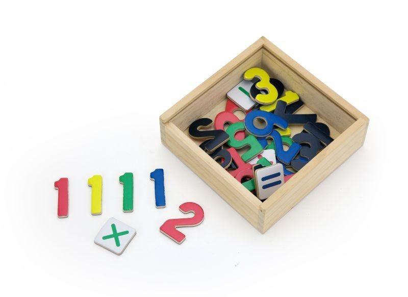 Viga 50325 Magnetic Numbers (37pcs)