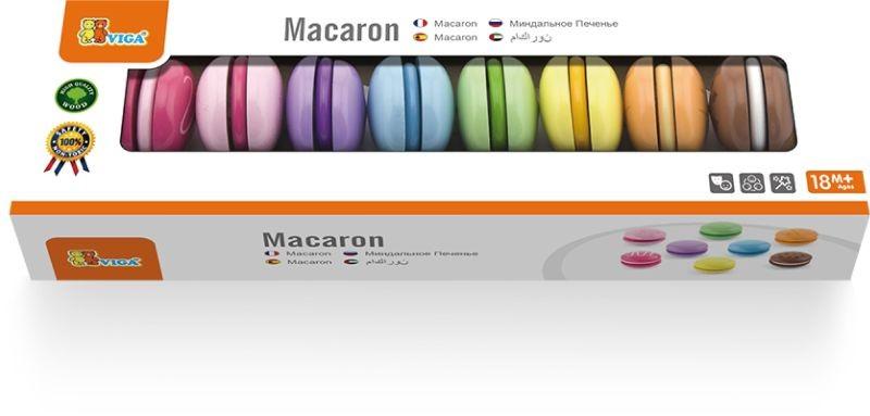 Viga 50807 Mängutoit - Makroon