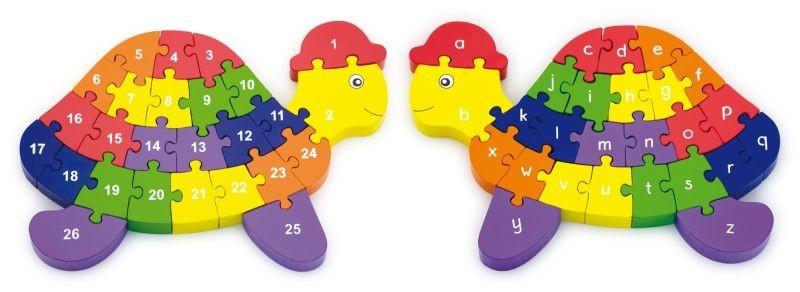 Viga 55250 3D Puzzle - Kilpkonn