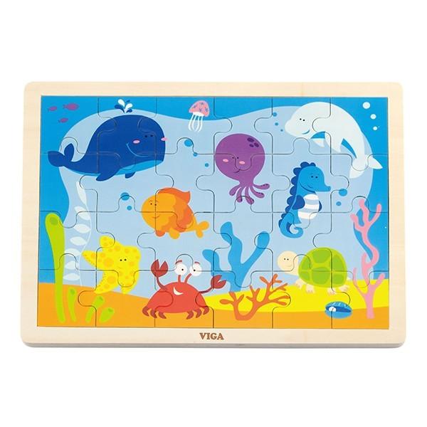 Viga 50200 24 tk Puzzle - Ookean