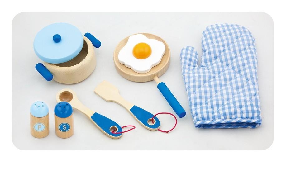 Viga 50115 Söögitegemise komplekt - Blue