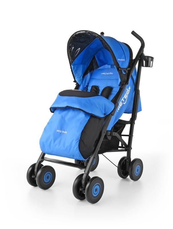 Milly Mally jalutuskäru Meteor Blue