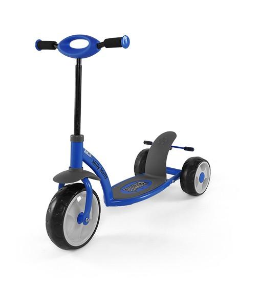 Milly Mally Hulajnoga Crazy Scooter Blue (0238)