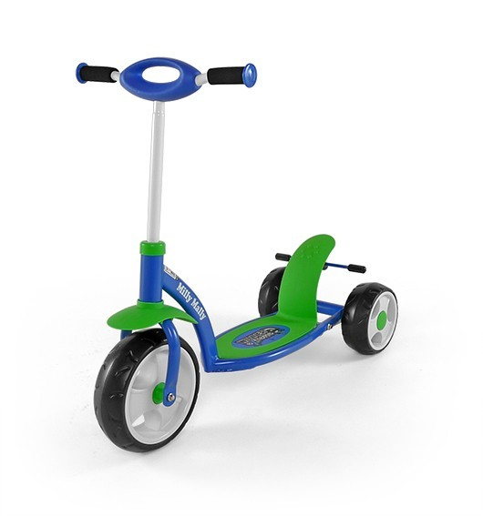 Milly Mally Hulajnoga Crazy Scooter Blue-Green (0045)