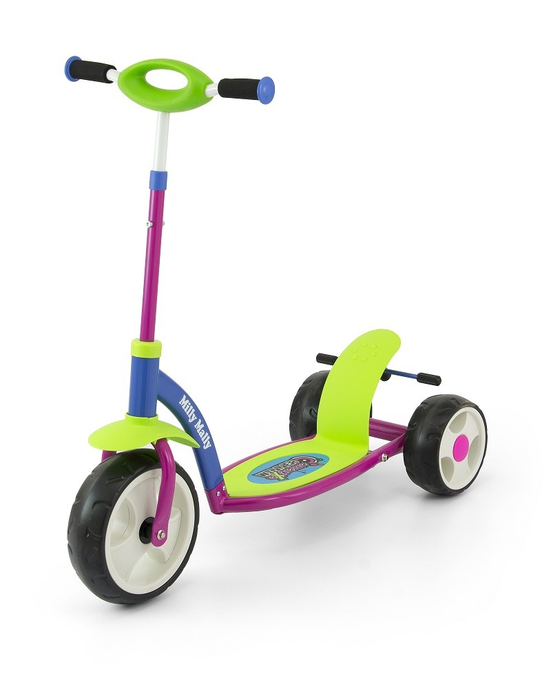 Milly Mally Hulajnoga Crazy Scooter Multicolor (0723)
