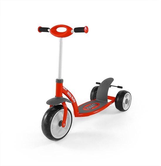 Milly Mally Hulajnoga Crazy scooter Red (0028, Milly Mally)