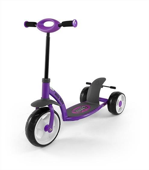 Milly Mally Hulajnoga Crazy Scooter Violet (0240)