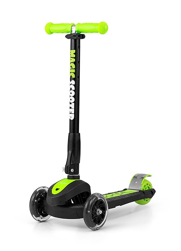 Scooter Magic Green (1590, Milly Mally)