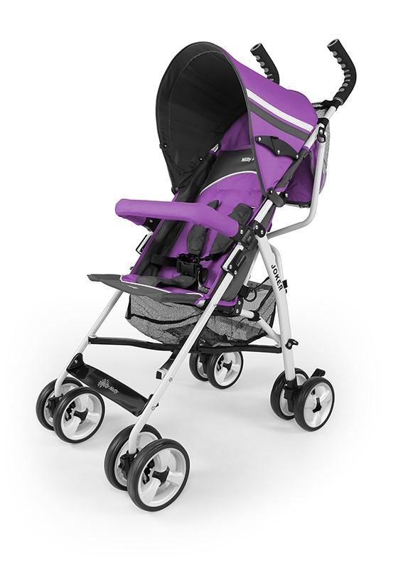 Milly Mally Wózek Joker 2013 Purple (0190, Milly Mally)
