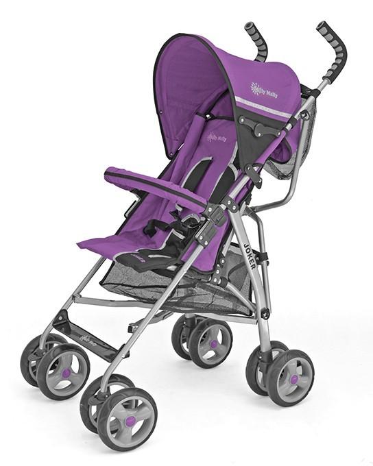 Milly Mally Wózek Joker new violet (0092, Milly Mally)