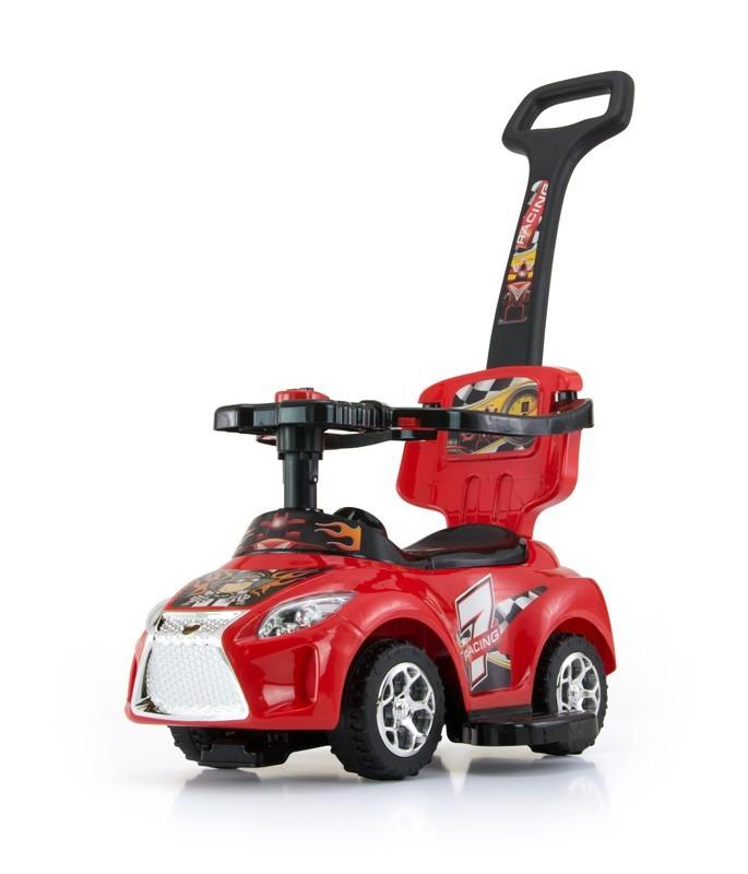 Milly Mally Jeździk 3w1 Pojazd Kid Red (0457, Milly Mally)