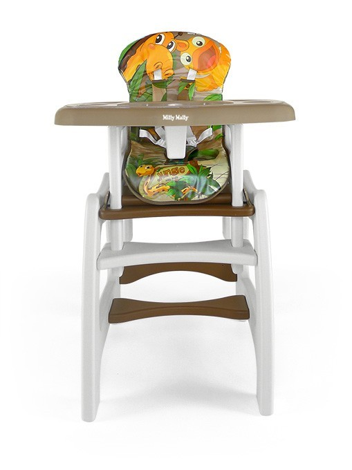 Milly Mally Krzesełko Max kol. Jungle (0259, Milly Mally)