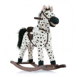 Milly Mally Koń Mustang Black Dot