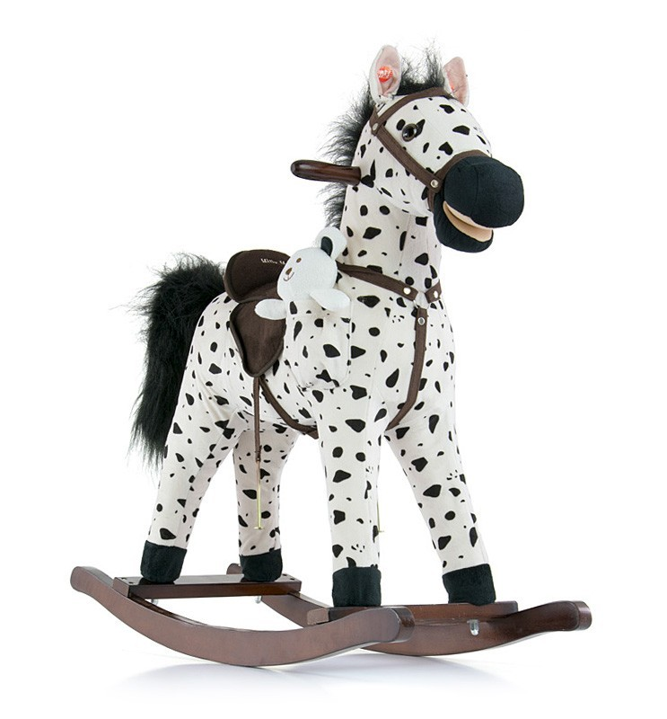 Milly Mally Koń Mustang Black Dot (0459, Milly Mally)