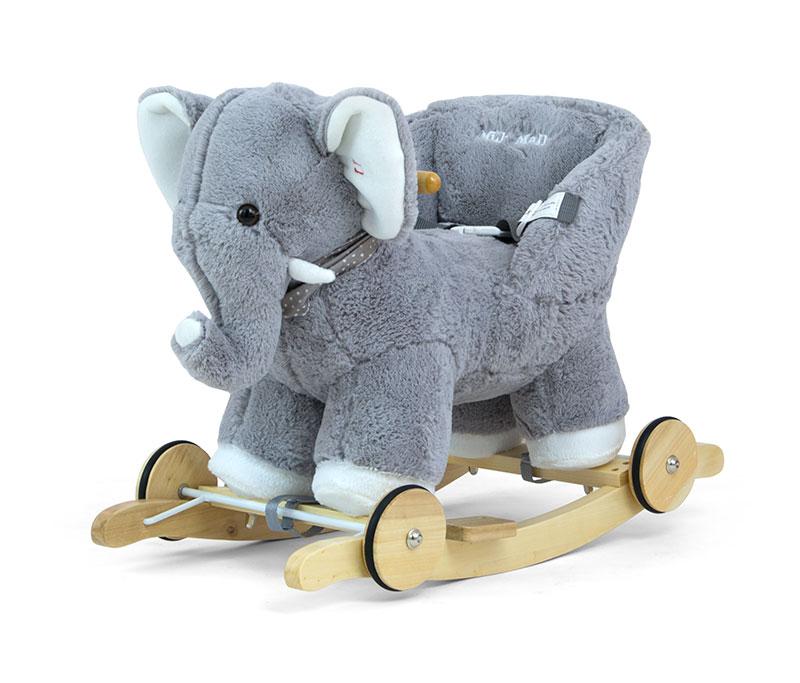 Kiikhobune Polly - Hall elevant