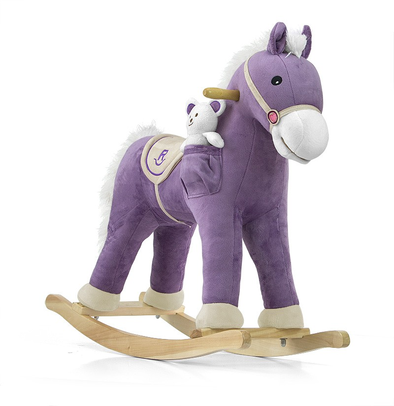 Milly Mally Koń Pony Purple