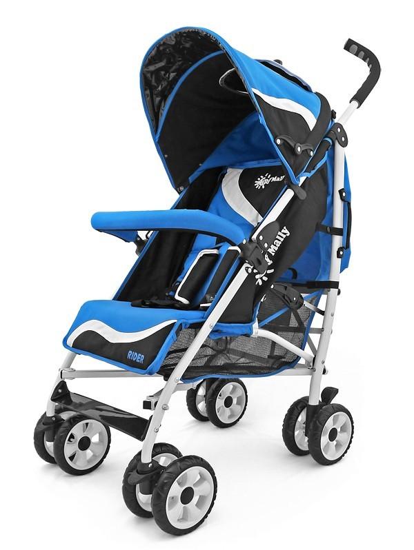 Milly Mally Wózek Rider New Blue (0114, Milly Mally)