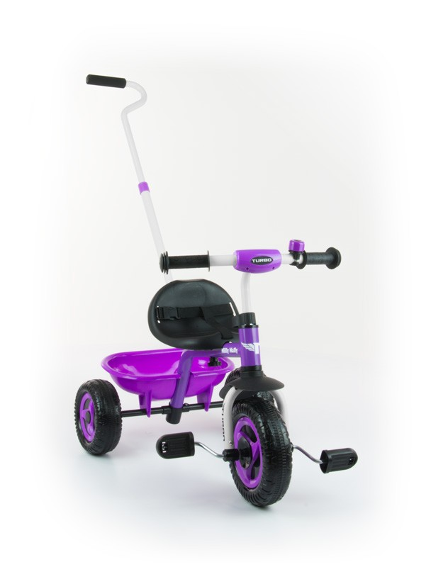 Milly Mally Rowerek Turbo Violet (0332, Milly Mally)